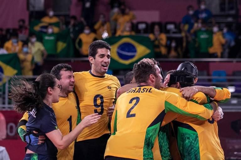 Paralimpíadas: Brasil chega a 20 ouros e se aproxima da melhor campanha da história