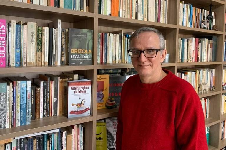 O jornalista e escritor Juremir Machado