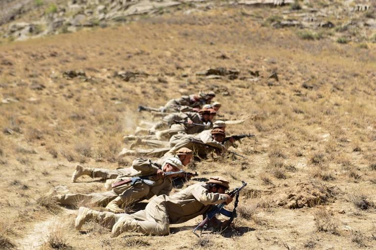 Talibã diz ter conquistado último bolsão de resistência no Afeganistão