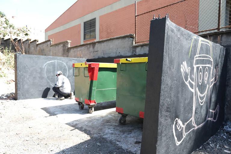 Moradores criam projeto de educação ambiental para acabar com lixo na zona norte