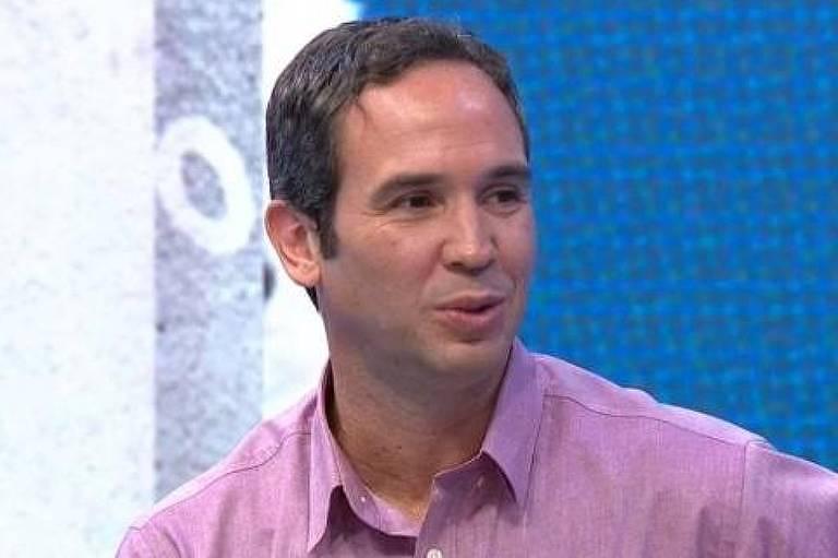 Caio Ribeiro se emociona ao falar das mensagens que recebeu após anunciar câncer