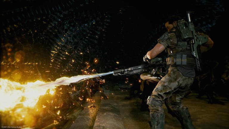 'Aliens: Fireteam Elite' mantém zica da marca com ação genérica