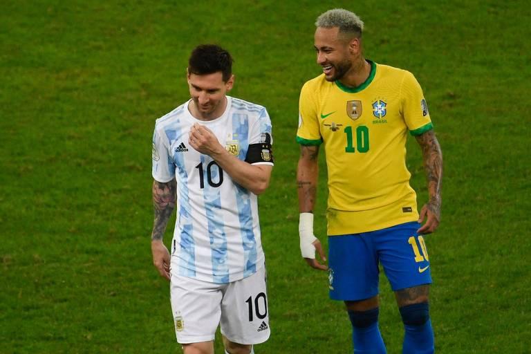 Caneladas do Vitão: A triste, inconteste e, aparentemente, irreversível derrota da seleção brasileira