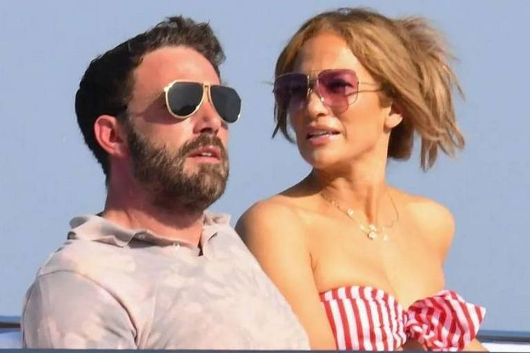 Casal Jennifer Lopez e Ben Affleck