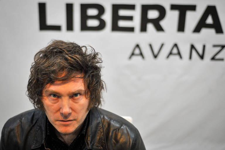 Libertários de ultradireita na Argentina rompem polarização com discurso agressivo