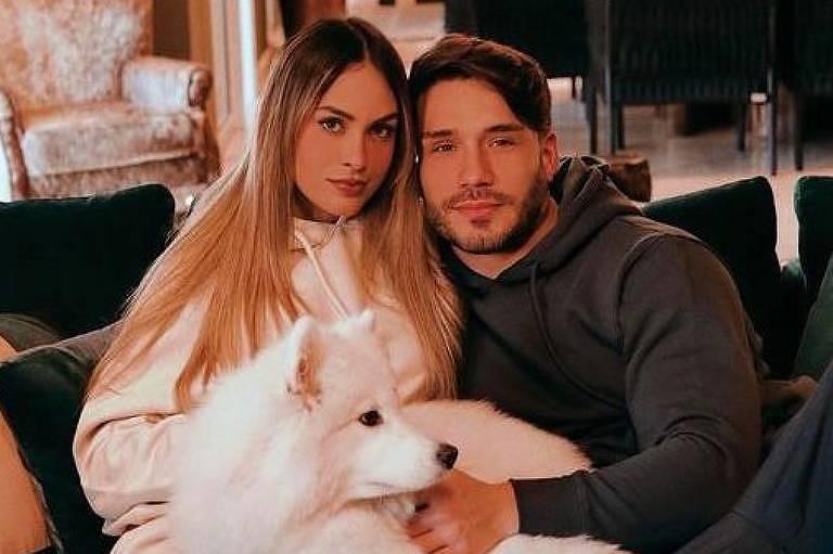 Sarah Andrade e Lucas Viana anunciam término do namoro: 'Planos de Deus'