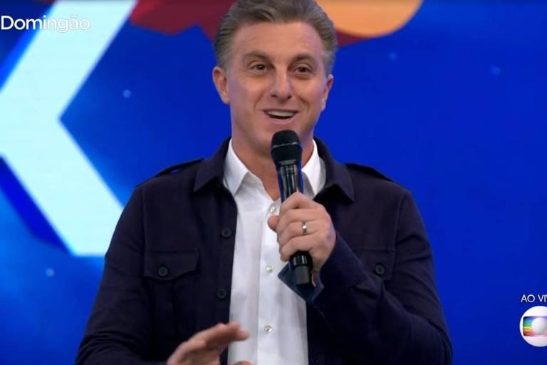 Estreia de Luciano Huck desmente elogios de Marcos Mion à Globo