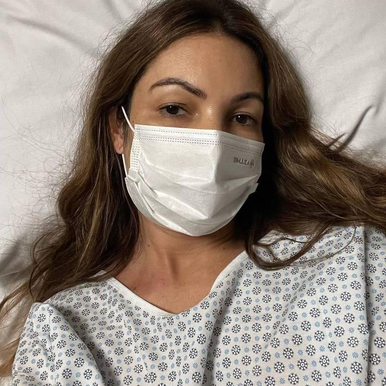 Patrícia Poeta passou por cirurgia de emergência