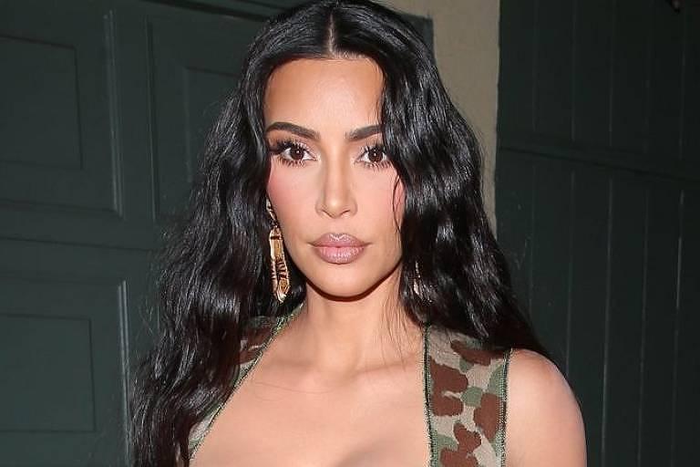 Kim Kardashian desmente nova sextape nunca divulgada com ex-namorado