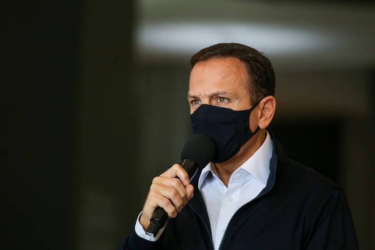 Cai investimento em saúde em São Paulo durante governo Doria
