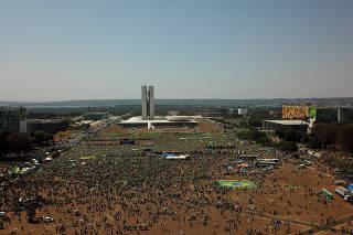 BOLSONARO / 7 SETEMBRO / PROTESTO / STF
