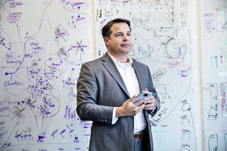 Michael Proper, founder of ClearCellular, says Erik Finman is Òreally building a brand.Ó (Kim Raff/The New York Times)