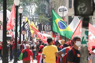 MANIFESTAÇOES EM SAO PAULO