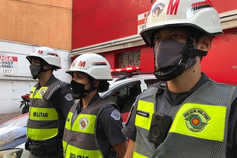 Comando da PM-SP comemora discrição da tropa em atos diante de apelos bolsonaristas