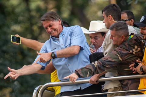 Datafolha: Para 76%, Bolsonaro deve sofrer impeachment se desobedecer a Justiça