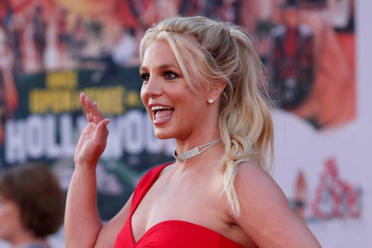 Britney está 'em êxtase' após pai pedir encerramento da tutela