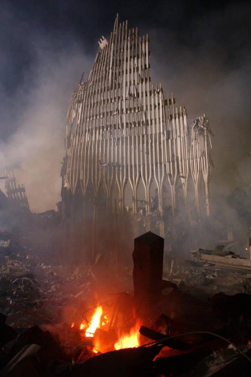 Veja imagens de Spencer Platt no 11 de Setembro