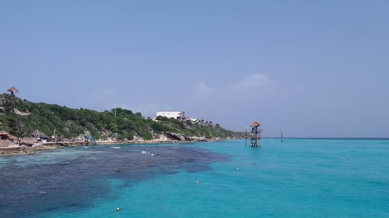 Arredores de Cancún podem combinar ecoturismo, história e esportes aquáticos