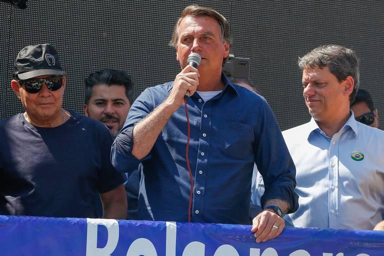 Temer fez ponte entre Bolsonaro e Moraes e ajudou a redigir nota de recuo do presidente