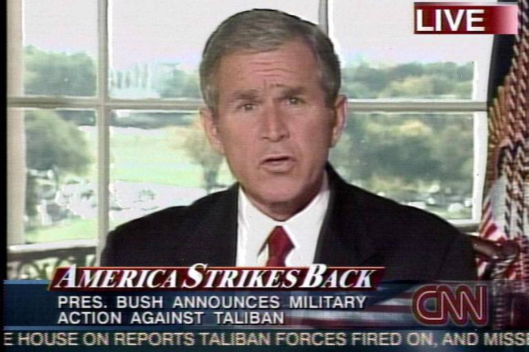 Guerra contra o terrorismo, no Oriente Médio, é liderada pelos EUA desde 2001