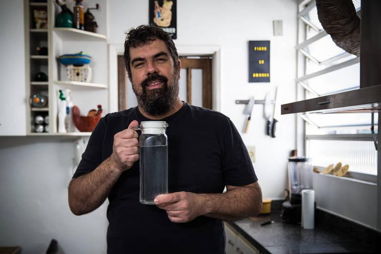 Marcos Nogueira, do blog Cozinha Bruta
