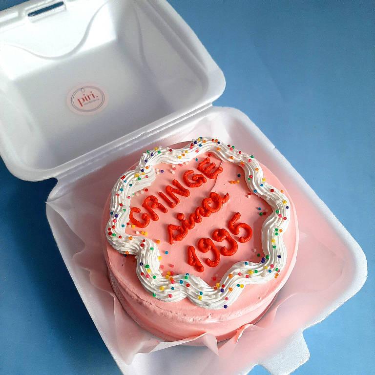 Conheça os bolos na lancheira que viralizaram no Instagram