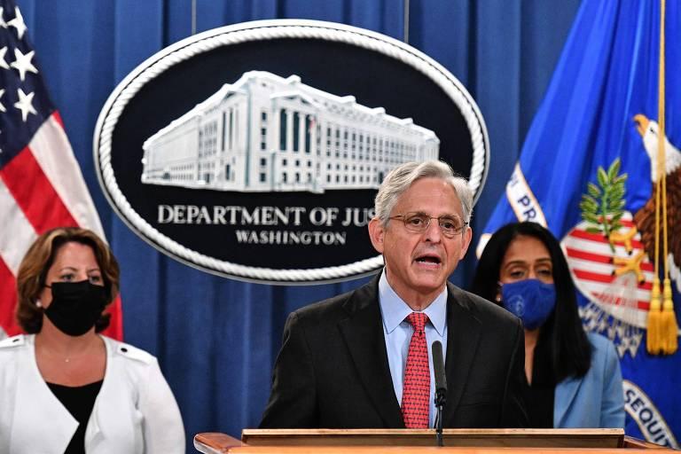 Departamento de Justiça dos EUA processa Texas para banir lei antiaborto