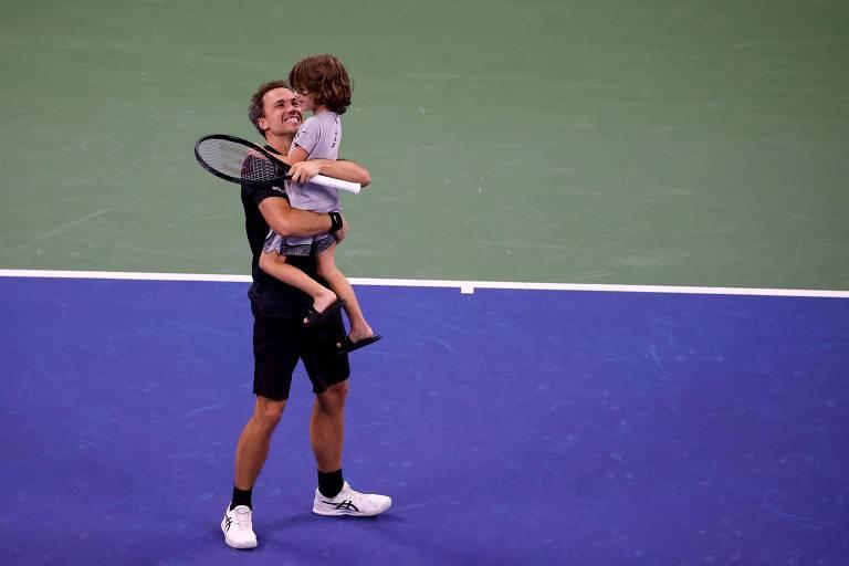 Bruno Soares volta à final do US Open em busca do 3º título nas duplas