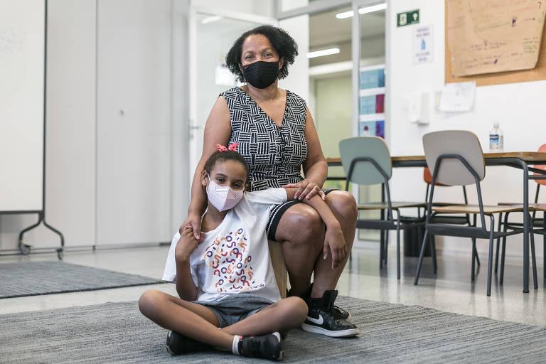 Pais trocam os filhos de escola durante a pandemia
