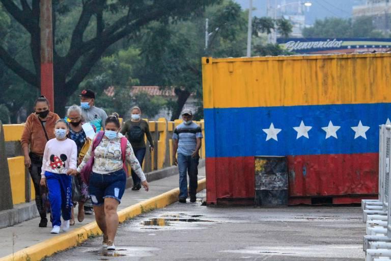 População da Venezuela está diminuindo, mas também envelhecendo