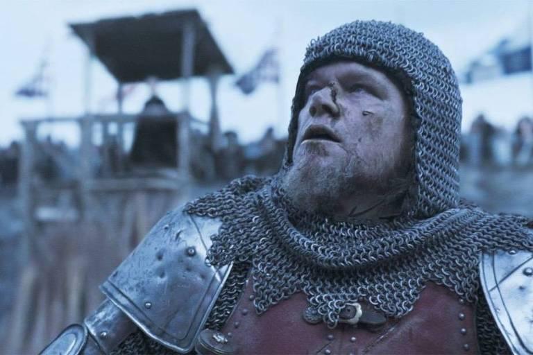 Ridley Scott ressurge em Veneza com drama medieval sintonizado com o MeToo