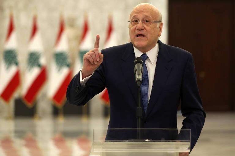 Líbano forma novo governo para tentar emergir do colapso após um ano sem comando