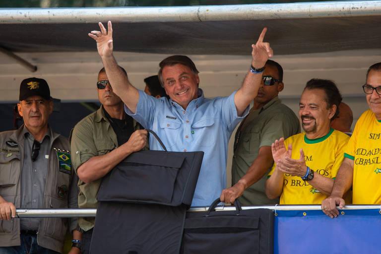 Relembre frases de Bolsonaro no calor do momento até o 7 de Setembro