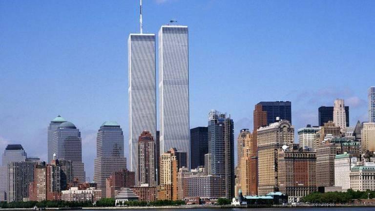 Em 2001, as Torres Gêmeas eram os edifícios mais altos de Nova York