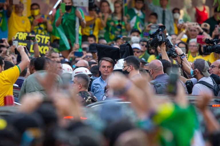 Nota de recuo não vai mudar caminho de Bolsonaro rumo ao golpe