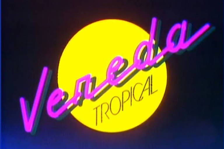 Imagens da novela Vereda Tropical