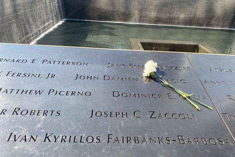 Homenagens às vítimas do 11 de Setembro