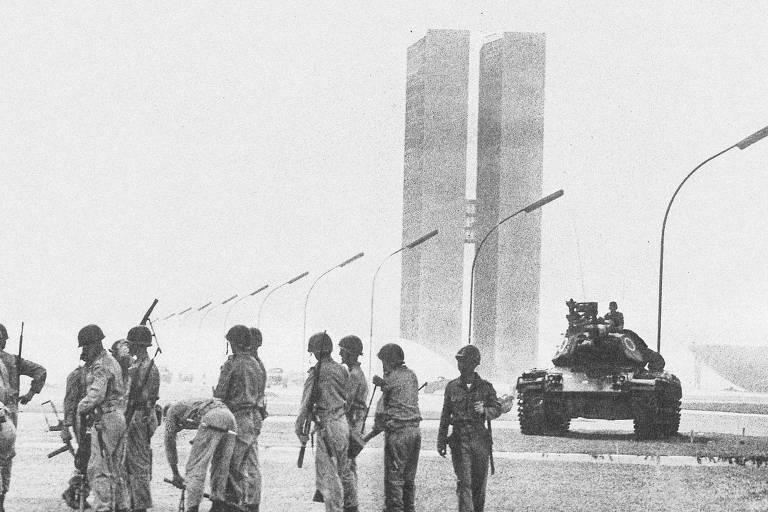 Eventos do 7 de Setembro evocam imagens da Brasília desumana pré-golpe de 1964