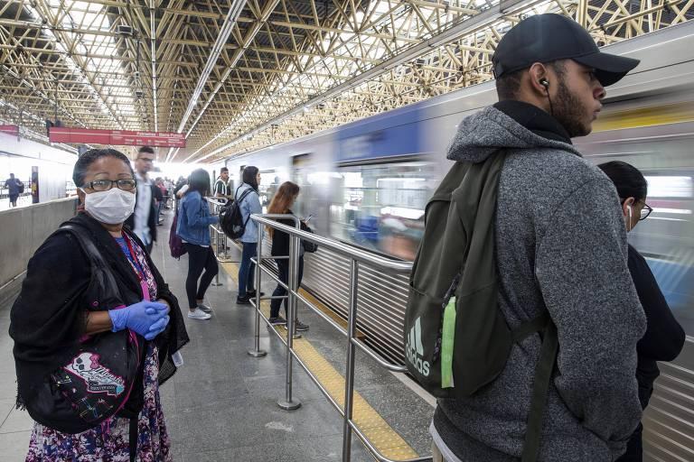 Metrô fecha estações na zona leste de SP para obras neste domingo