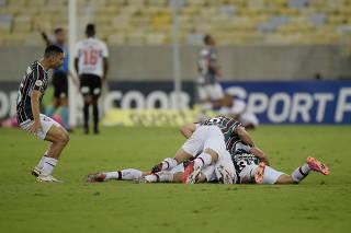 Brasileiro Championship - Fluminense v Sao Paulo