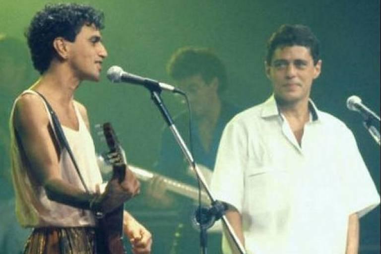 Globoplay resgata 'Chico & Caetano', preciosidade dos anos 1980