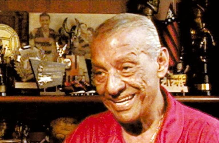 O ex-jogador de futebol Zizinho - Divulgação