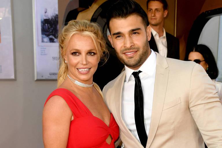 Britney Spears pede antecipação de fim da tutela para poder se casar