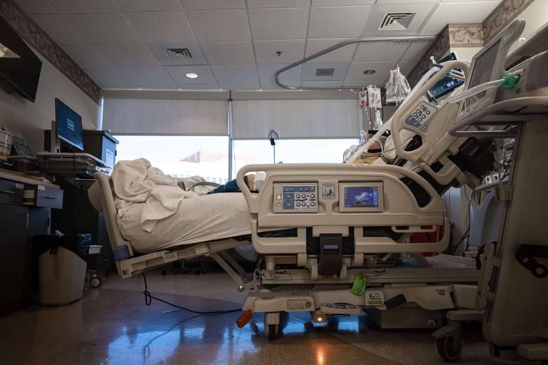 Americano morre após ter vaga em UTI negada em 43 hospitais sobrecarregados pela Covid