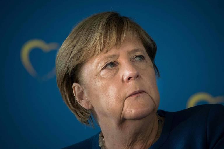 Merkel nunca foi o derradeiro baluarte entreposto entre decência e barbárie