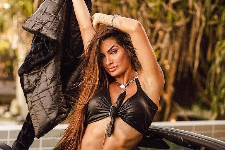 A Fazenda 13: Marina Ferrari diz que é competitiva e gosta de liderar