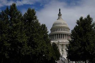 FILE PHOTO: The U.S. Capitol Building in Washington