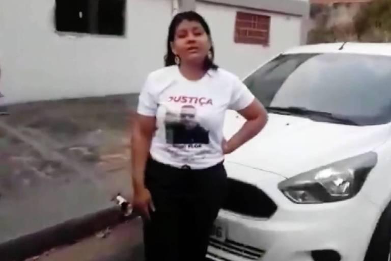 Viúva que mobilizou Cuiabá após morte de marido foi a mandante do crime, diz polícia