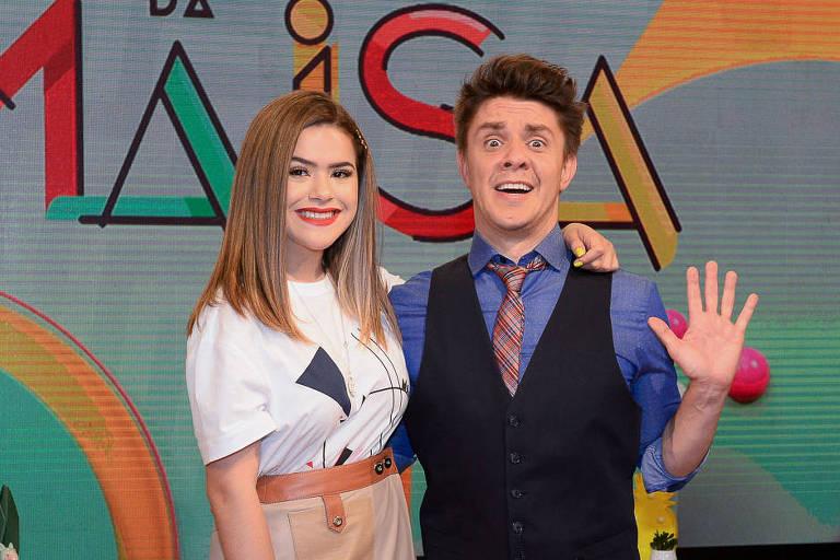 Oscar Filho diz que foi bloqueado por Maisa após fim de programa no SBT