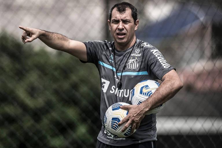 Santos sofre com desfalques para decisão com o Athletico na Copa do Brasil